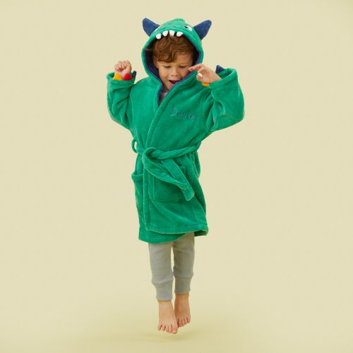 Personalised Monster Robe Model