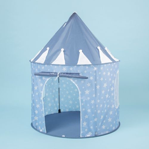 Personalised Blue Star Play Tent