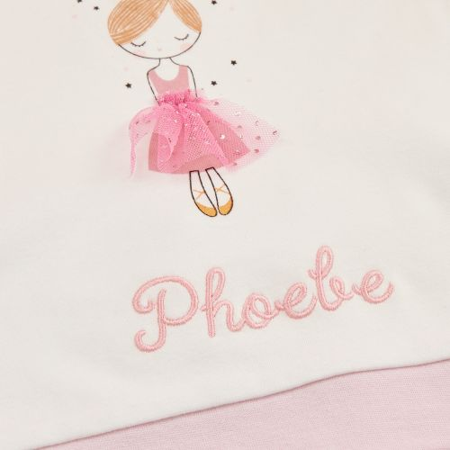 Personalised Pink Princess Pyjama Set