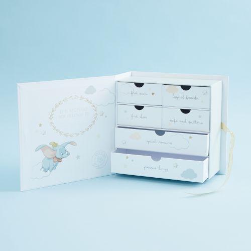 Personalised Disney Dumbo 'My Little Keepsakes' Box