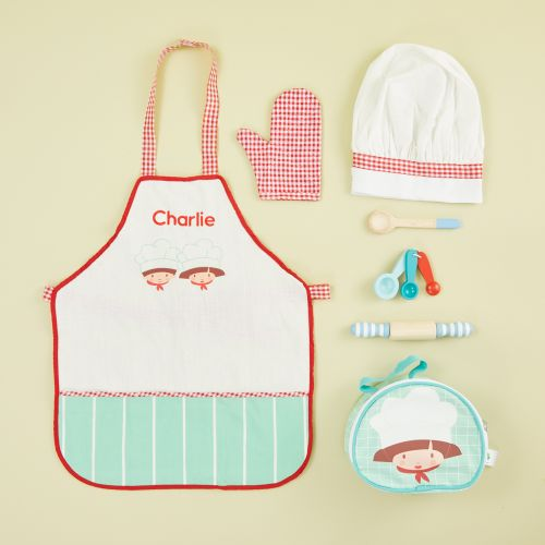 Personalised Tenderleaf Chef Set