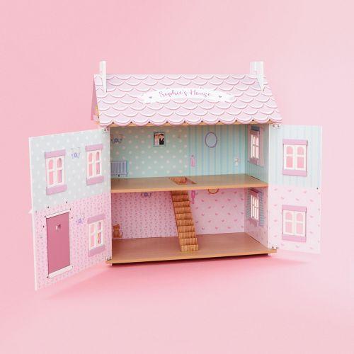 Personalised Le Toy Van Sophie's Doll House
