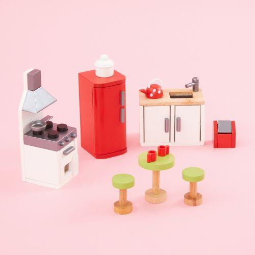Le Toy Van Sugar Plum Kitchen Room Set