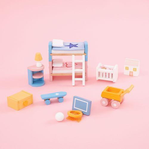 Le Toy Van Sugar Plum Children's Bedroom Set