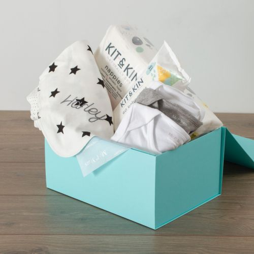 Personalised Ultimate Baby Essentials Gift Set