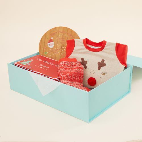 Personalised Christmas Eve Gift Set