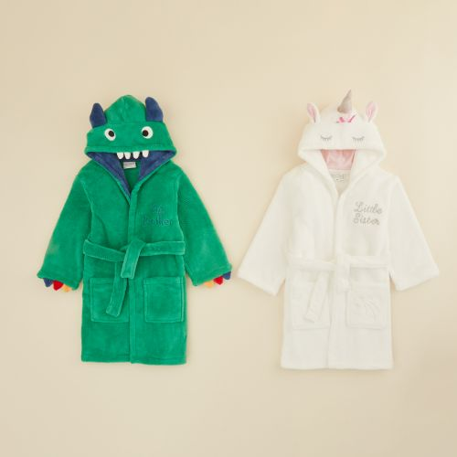 Unicorn & Monster Sibling Gift Set