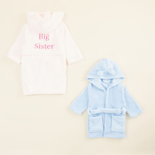 Big & Little Sibling Robes
