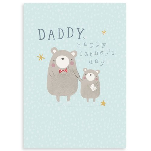 Personalised Father's Day Greetings Card
