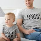Daddy Cool Matching Father and Child Set
