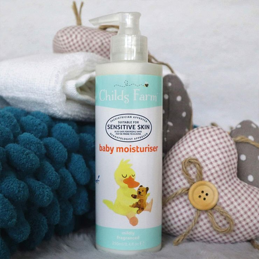 Childs Farm Baby Moisturiser Mildly Fragranced 250ml