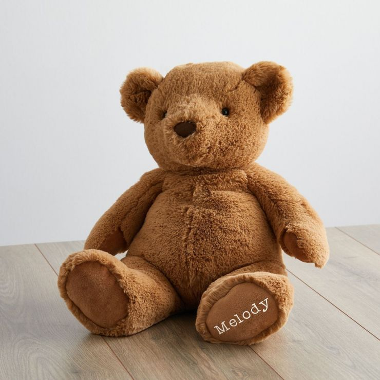 Personalised Super Soft Large Bear Soft Toy