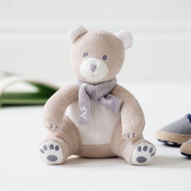 Personalised Mini Bear Soft Toy