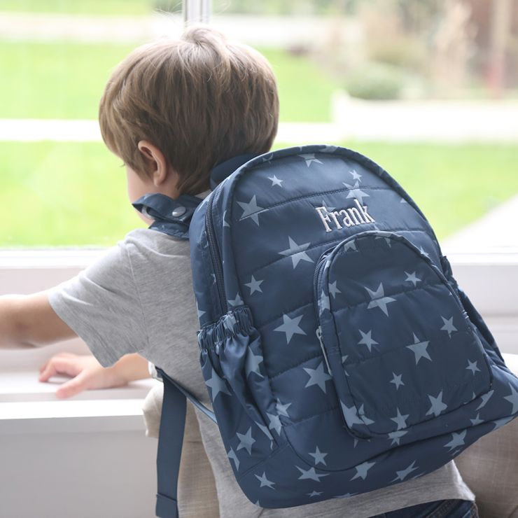 Personalised Star Infant Backpack