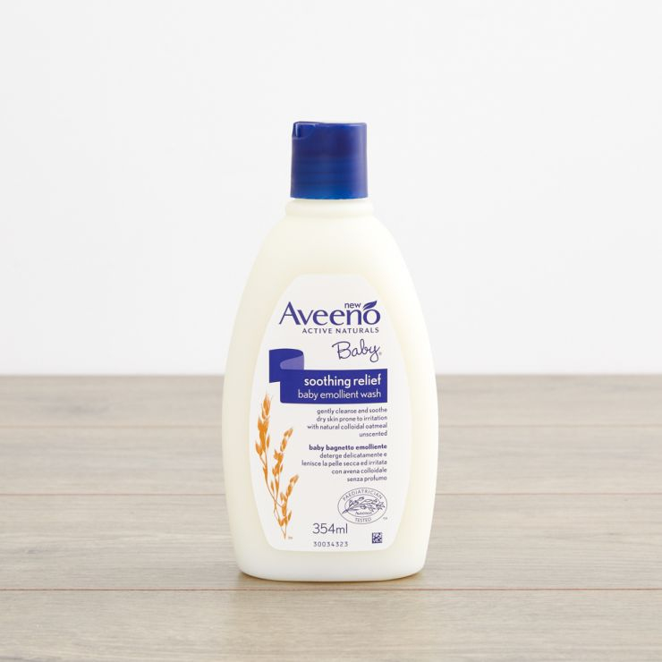 AVEENO® Baby Soothing Relief Emollient Wash