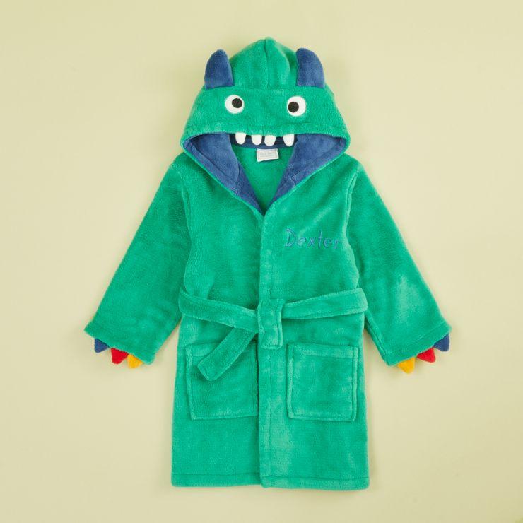 Personalised Monster Robe