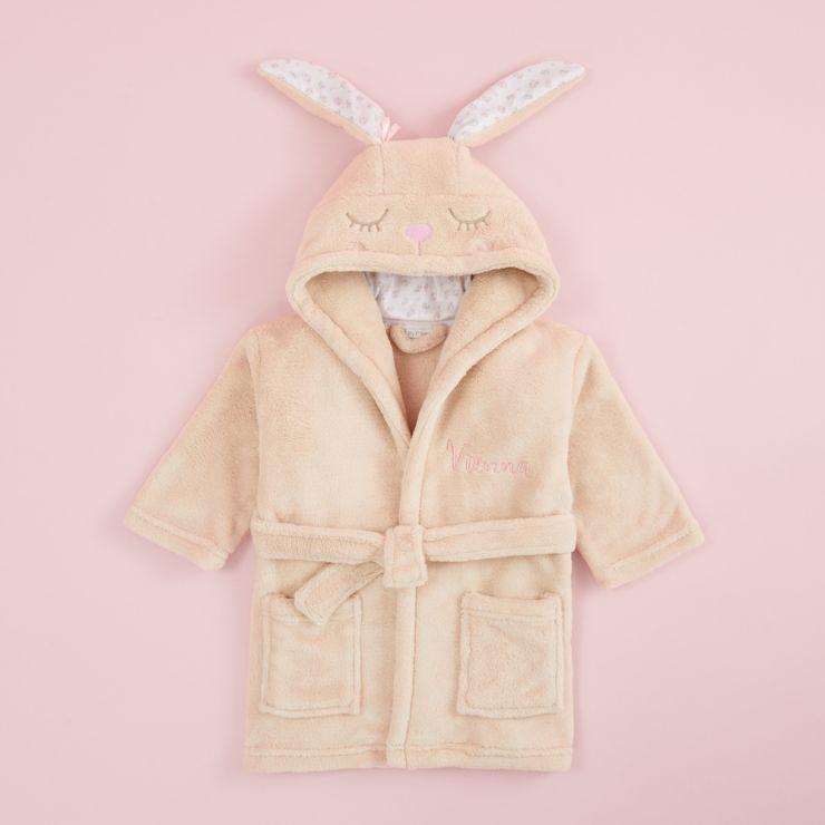 Personalised Bunny Robe