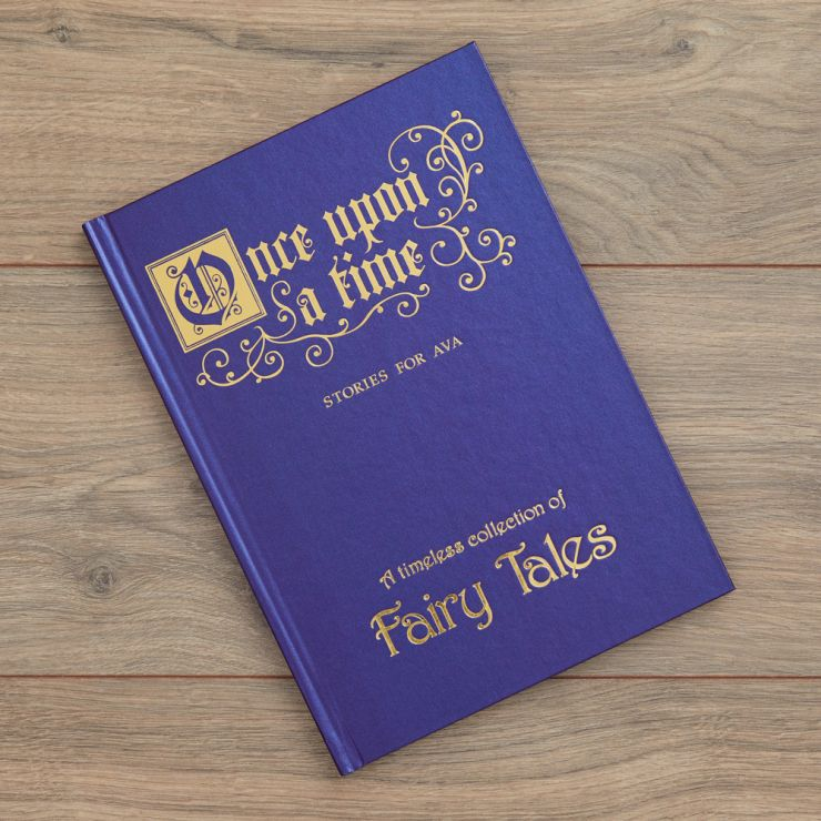 Personalised Fairy Tales Collection Book