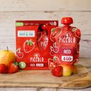 Piccolo Organic Red & Go Smoothie Pouches Multipack (6 Months+)