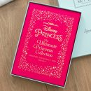 Personalised Disney Princess Ultimate Collection Book Boxed