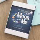 Personalised Moon & Me Book Boxed