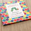 Personalised The Hungry Caterpillar Journey Into The World Book Personalisation (Name)