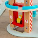 Personalised Garage Wooden Toy Detail 2