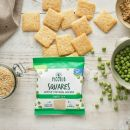 Piccolo Organic Squares Sweet Pea 20g (10 Months+)